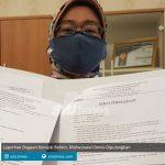 laporkan dugaan korupsi rektor mahasiswa unnes dipulangkan smjtimes