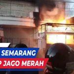 RUKO DI PRINGGADING SEMARANG DILAHAP JAGO MERAH
