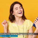 efek headset