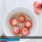 4 cara mudah menghidangkan oatmeal