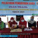 desa megal gelar sdgs perencanaan desa diharapkan lebih baik