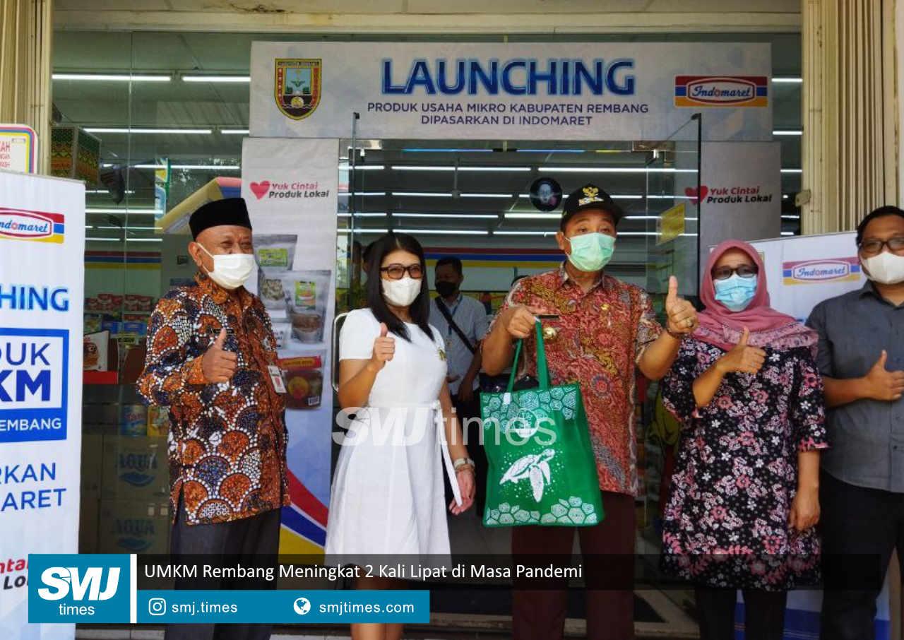 umkm rembang meningkat 2 kali lipat di masa pandemi
