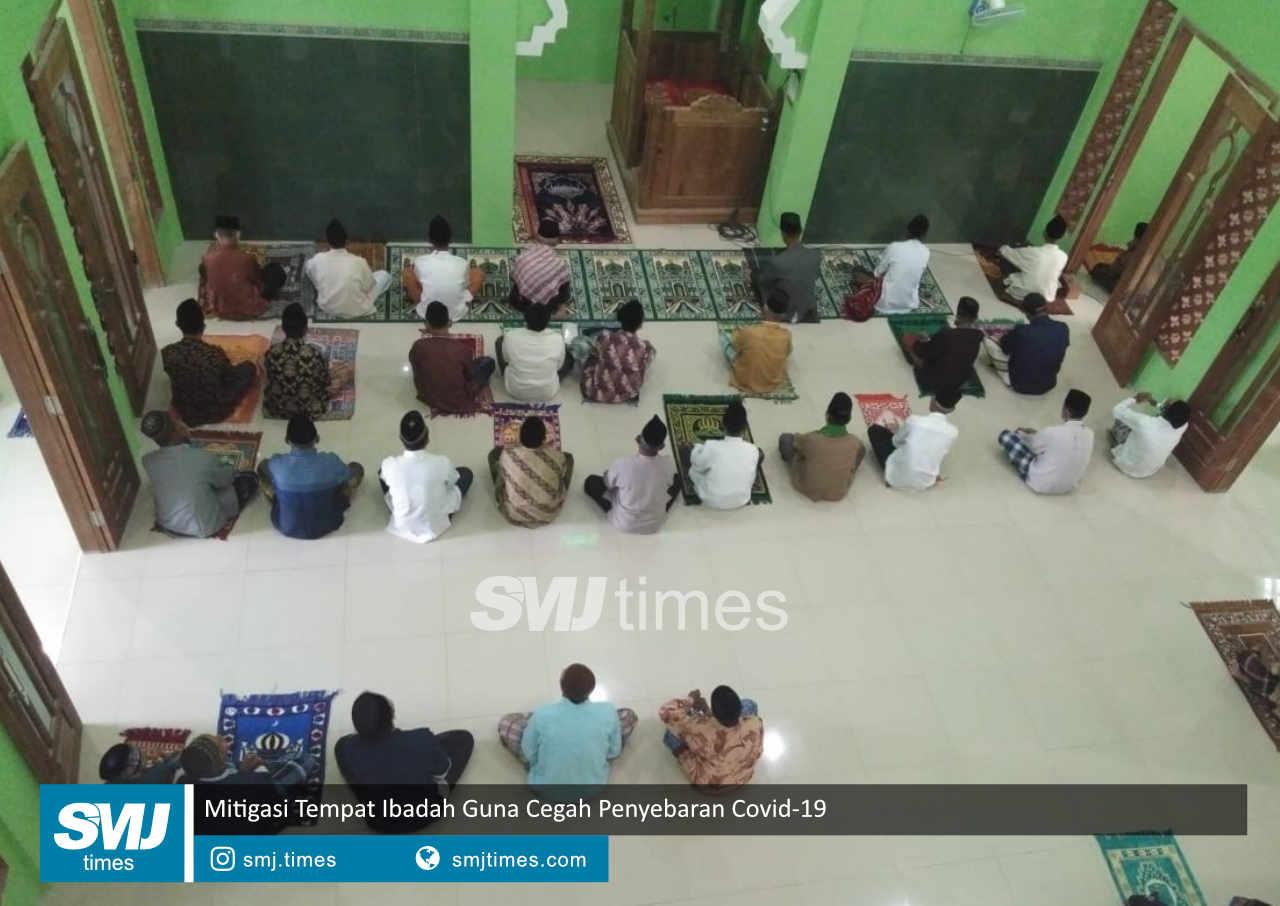 mitigasi tempat ibadah guna cegah penyebaran covid 19