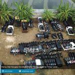 polres pati bongkar sindikat ekspor motor ilegal ke timor leste