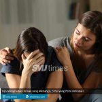 tips menghadapi teman yang menangis 3 hal yang perlu dihindari 1