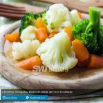 4 manfaat mengukus makanan untuk diet dan kesehatan