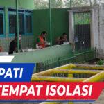 EMPAT SD DI PATI JADI TEMPAT ISOLASI PASIEN COVID 19