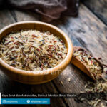 kaya serat dan antioksidan berikut manfaat beras cokelat