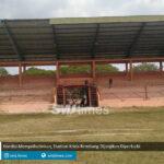 kondisi memprihatinkan stadion krida rembang dijanjikan diperbaiki