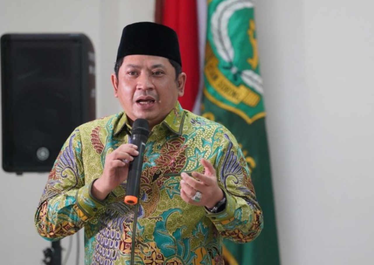 Bantu 2 Ribu Madrasah, Kemenag Bakal Gelontorkan Dana Rp300 Miliar