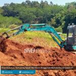 disperkim kota semarang butuh alat berat penggalian makam pasien covid 19