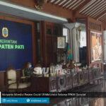 haryanto menilai pasien covid 19 melandai selama ppkm darurat