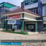 kapasitas tempat tidur pasien covid 19 rsud sultan fatah demak penuh