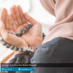 meminta perlindungan dari penyakit dan wabah baca doa berikut