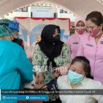 siswa penyandang disabilitas di trenggalek terima suntikan vaksin
