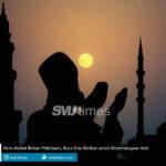 stres akibat beban pekerjaan baca doa berikut untuk menenangkan hati