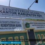 warga pati dilarang menyembelih kurban di masjid