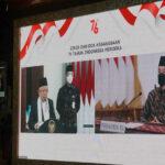 76 tahun kemerdekaan indonesia bupati blora ajak masyarakat bersama hadapi covid 19