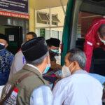 alami laka lantas di tol semarang ketua umum mui di pindah ke rsi surabaya