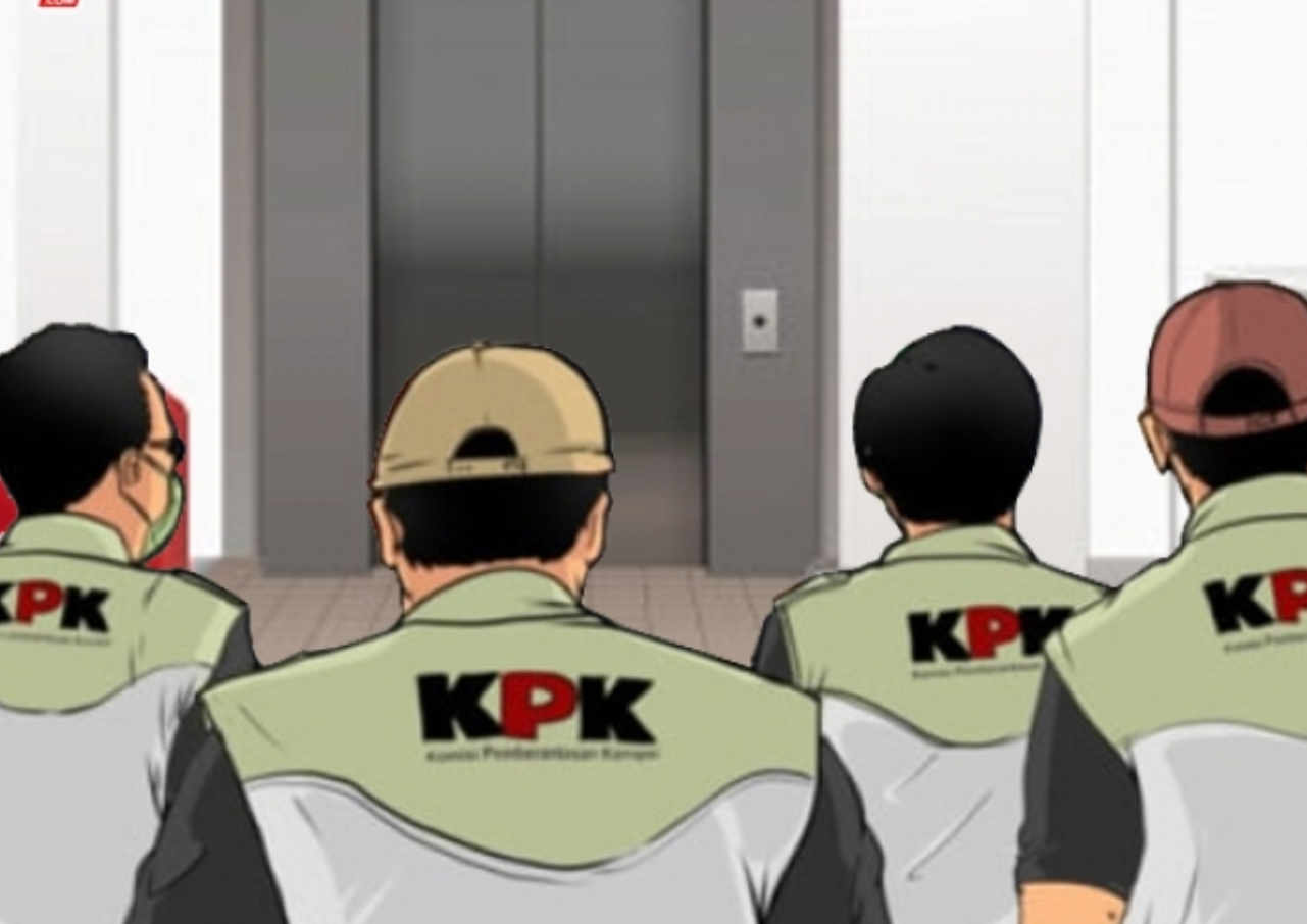 diduga terlibat korupsi di wilayah probolinggo kpk ott sejumlah pejabat