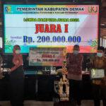 kampung pesona pujatim mranggen sabet juara 1 lomba kampung juara 2021