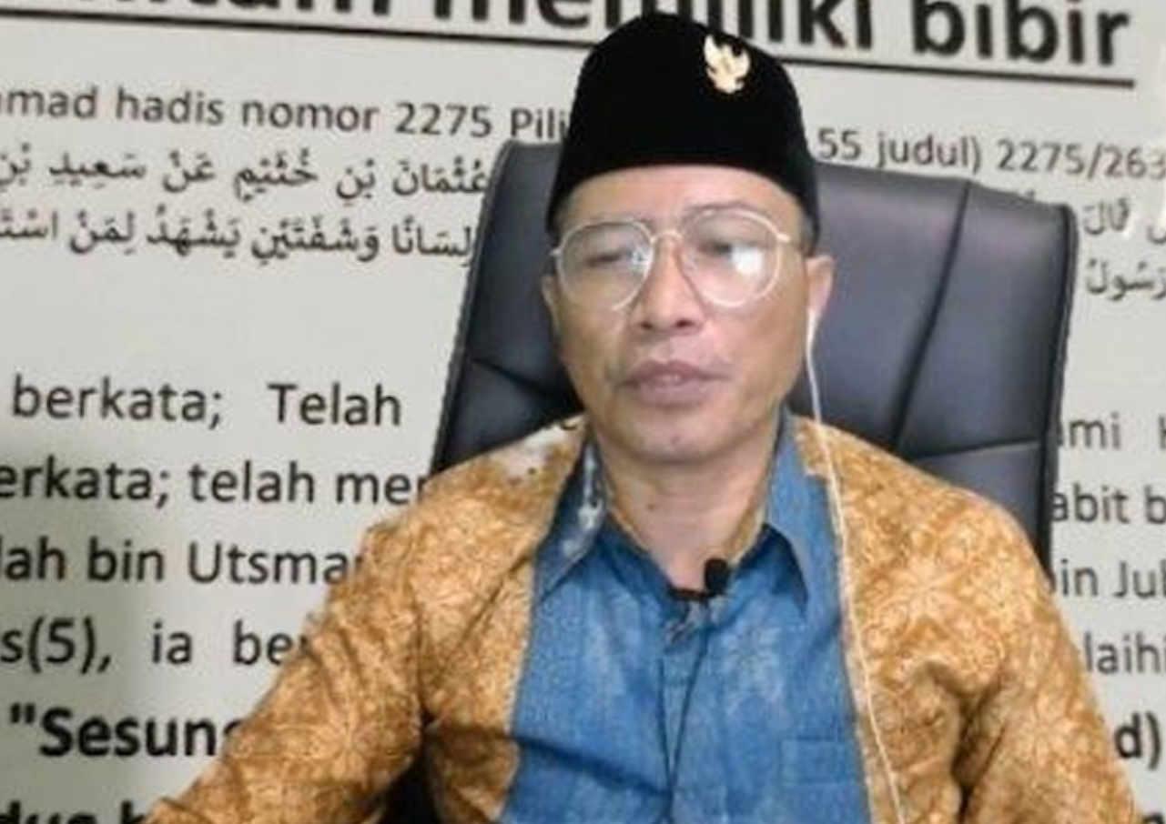 viral di medsos bareskrim usut kasus penistaan agama youtuber muhammad kece