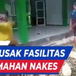 SMJ KKB RUSAK FASILITAS PERUMAHAN NAKES HINGGA BANGUNAN SEKOLAH
