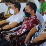 bupati kudus imbau instansi jaga keharmonisan untuk cegah korupsi