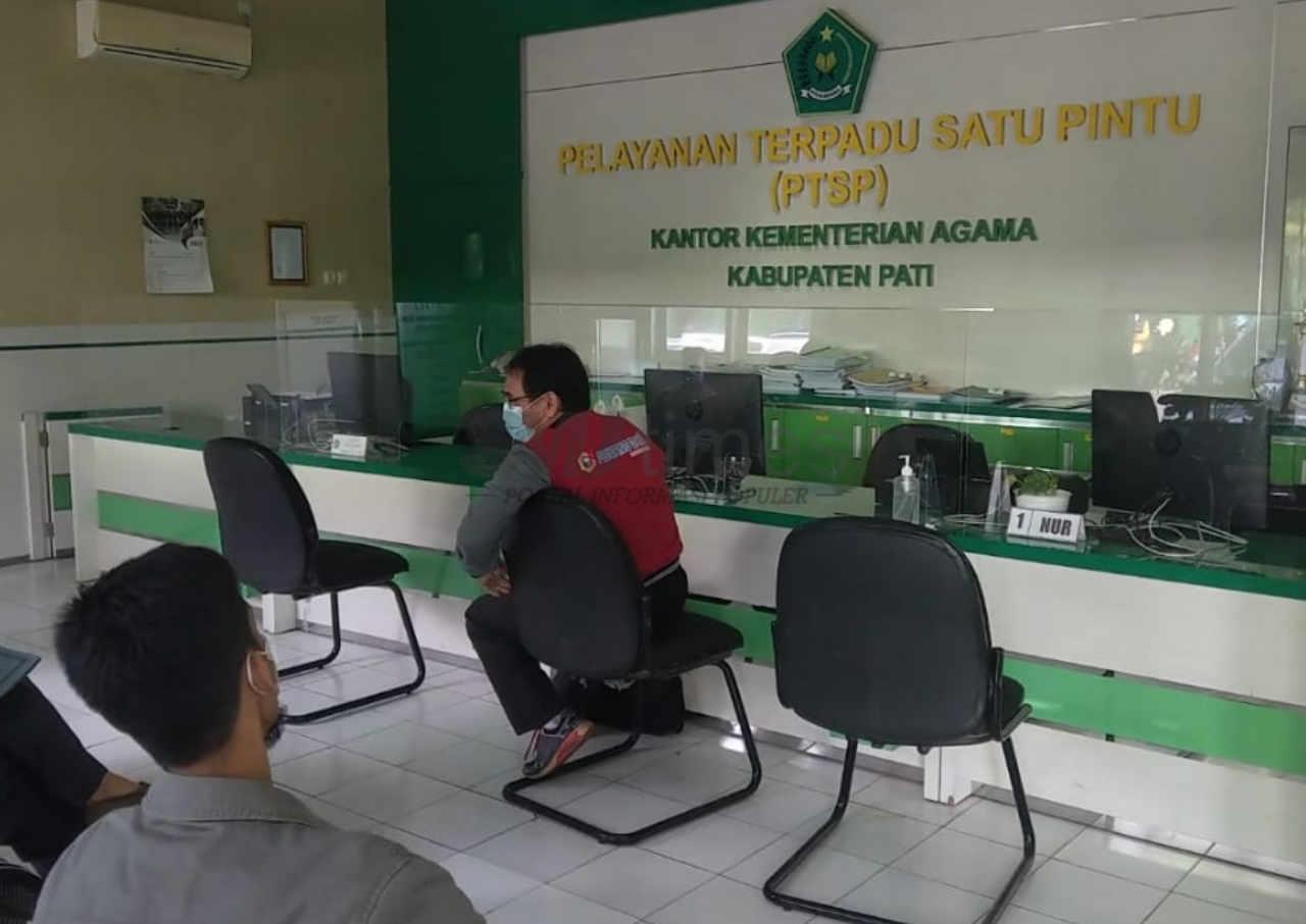layanan pendaftaran haji di pati mulai dibuka