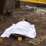 penemuan mayat tanpa identitas di parit polisi lakukan investigasi