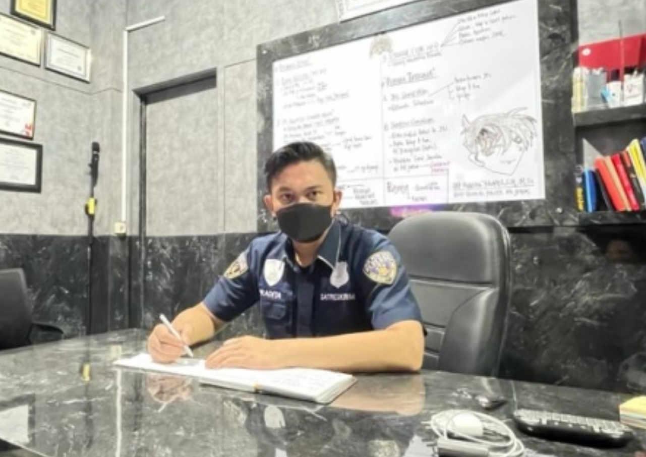 polisi tangkap debt collector yang rampas motor ojol