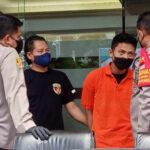 satreskrim tangkap pelaku pembunuhan wanita di hotel 1