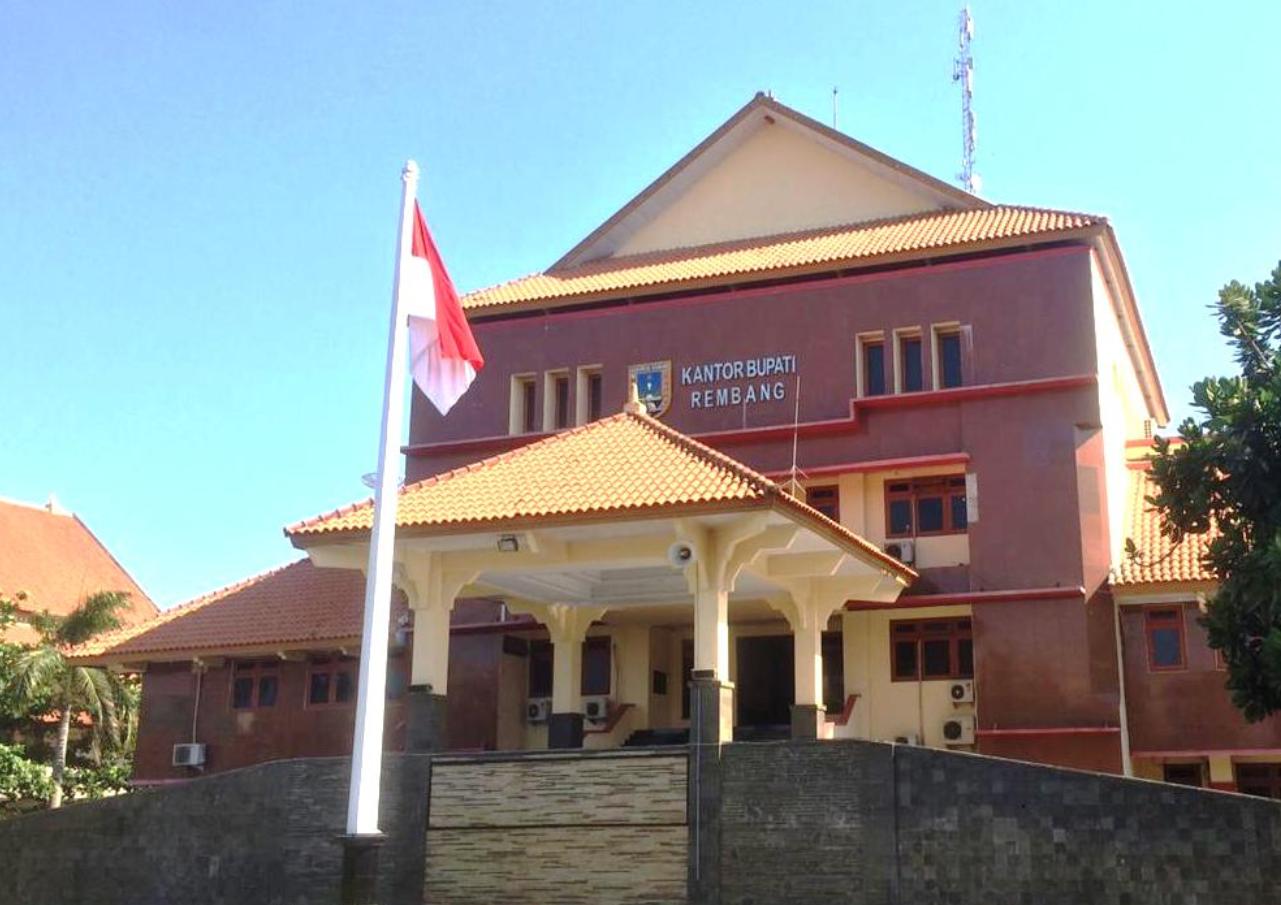 Kantor Bupati Rembang