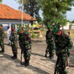 Peringatan HUT TNI, Bupati Rembang dan Rombongan Ziarah di TMP Rembang